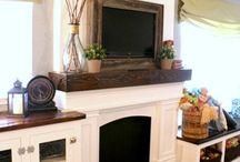 Fireplace media