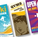 Bookmark Printing / Order colorful and glossy bookmarks for promotional corporate branding and marketing from PrintweekIndia.com.