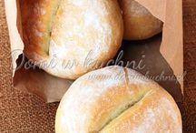 Chleb, Chlebek pita, Bulki