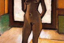 Albert Marquet: Nudes