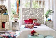 bohemian rooms decor