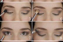 Eye shadow / Make up