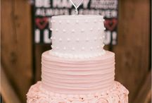 Wedding Cakes / Inspiration for beautiful and delicious wedding cakes