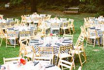 Weddings: Rehearsal Dinners + etc.