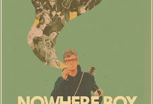 through the camera