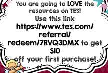 Teacher Freebies! / Awesome Freebies for teachers