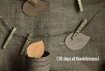 Craft: Thanksgiving