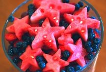 Healthy 4th of July Recipes / A collection of healthy, delicious recipes for the whole family to enjoy! In here, you will find some of our favorite recipes from a variety of resources.