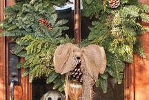 Holly, jolly Christmas / by Rachael Orejana