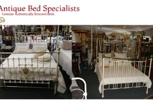 Iron Beds Australia - Antique Bed Specialists