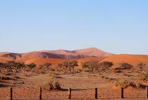 Namibia / Das Land der Weite mit all seinen Facetten