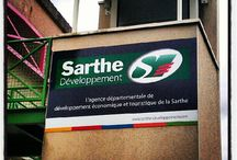 Vacances en Sarthe / Découvrez sur une carte les sites à ne pas manquer lors de vos week-ends et vacances en Sarthe.