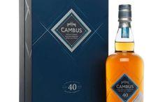 Cambus single grain scotch whisky / Cambus single grain scotch whisky
