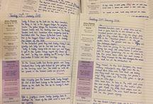 story planning