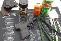 Gun Cleaning/Maintenance