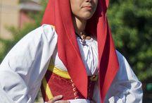 Del Costume di Sassari / Enciclopedia del Costume Sardo