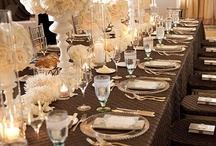 Brown // Weddings + Events / Everything brown, tan or chocolate...