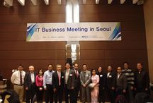HanelSoft joins IT Day in Korea / Album of HanelSoft's business trip to Korea
