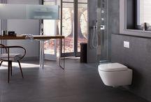 • Badkamerinspiratie / Alles wat ons inspireert op het gebied van de badkamer | www.geberit.nl | www.sphinx.nl | sanitair | toilet | badkamer | functioneel | design | interieur | interieurdesign | interiordesign