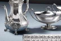 Silver / The creativity of our silver items and the detail encapsulated is irresistible, and these treasured possessions have stood the test of time. Whether you are an avid collector of fine silver or seeking a delightful one-off piece you will be sure to find something special in our antique silver range.