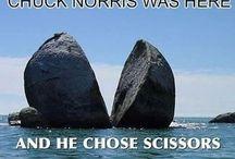 Chuck Norris-isms