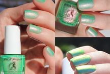 Nail Polish Wishlist / by Mrs Dewey