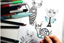 Marta's Drawings