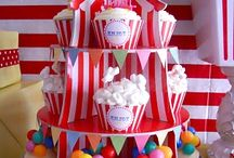 Circus & Carnival Party Ideas / by Sassy Sisters