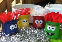 Parker's 2nd Birthday Party ideas