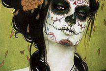face paint / by Kim Koloski