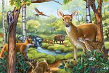 voľnežijúce živočíchy