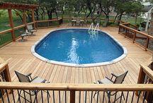 Susan's Pool Deck