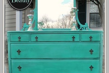 The Painted Drawers