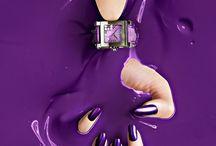 紫 / むらさき色