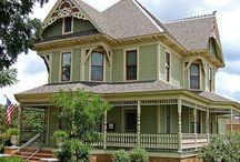 Victorian Dream Houses