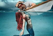 Mermaids are amazing