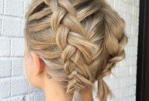 Madyson Brooks hair