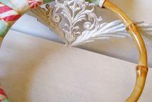 wreaths ~ door dressings / by Susan Bartel