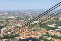 San Marino- holiday trip 2k16
