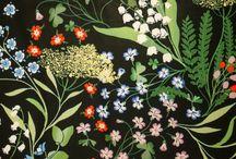 çiçek desenler