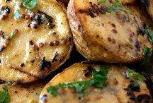 Potatoes, Papas, Patatas