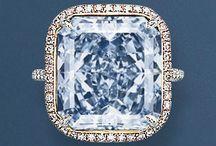 Serenity / Enter into the world of precious stones #diamonds #sapphire #gemstones #light #blue
