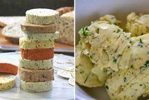 bylinková másla
