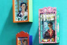 Frida Kahlo / Frida Kahlo Inspirations