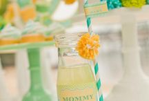 Denise baby shower / Gender neutral. Country club location.  July 7, 2013 at 12 pm.