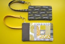 sewing ideas: pretty little pouches