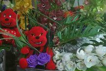Συνθέσεις Λουλουδιών - Παραγγείλετε Online