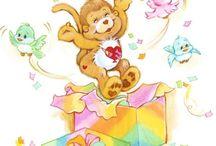 PlayFull Heart Monkey