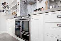 Kitchen Design Ideas / A board full of varying kitchen designs for every home.