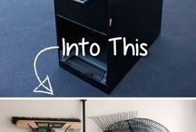 outside storage ideas